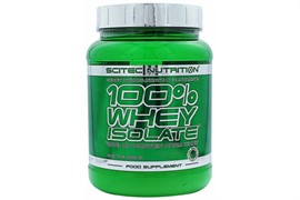 100% Whey Isolate (700 gr)