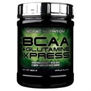 BCAA+Glutamine Xpress (300 gr)