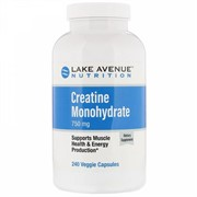 Creatine Monohydrate (240 caps)