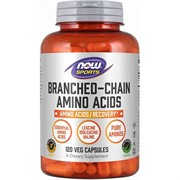 Branched-Chain Amino Acids (120 caps)