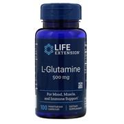 L-Glutamine (100 caps)