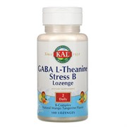 Gaba L-Theanine Stress B (100 tab)