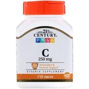 С 250 mg (110 tab)