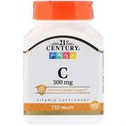 С 500 mg (110 tab)