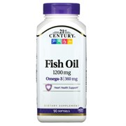 Fish Oil (90 softgels)