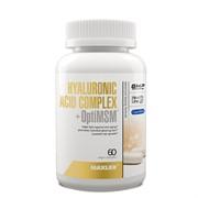 Hyaluronic Acid Complex + OptiMSM (60 caps)