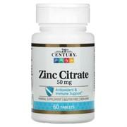 Zinc Citrate 50 mg (60 tab)