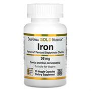 Iron 36 mg (90 veg caps)